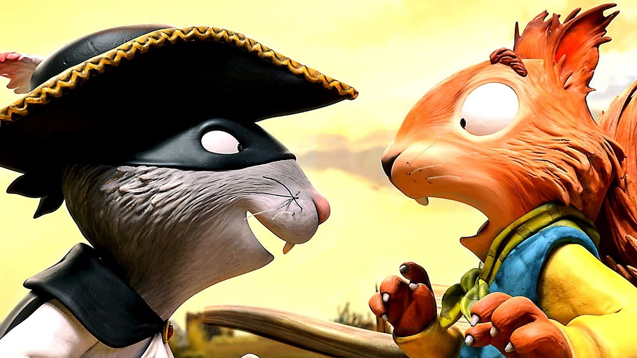 Le Rat scélérat : 3 courts métrages d'animation |