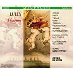 "Opéra, ""Phaëton"" / Jean-Baptiste Lully | Lully, Jean-Baptiste"