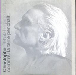 Comm'si la terre penchait / Christophe | Christophe