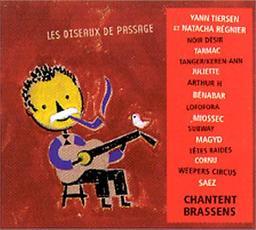 Les Oiseaux de passage / Georges Brassens parol. et musique   Brassens, Georges
