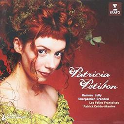 Airs baroques français / Patricia Petitbon, S | Petibon, Patricia. Interprète