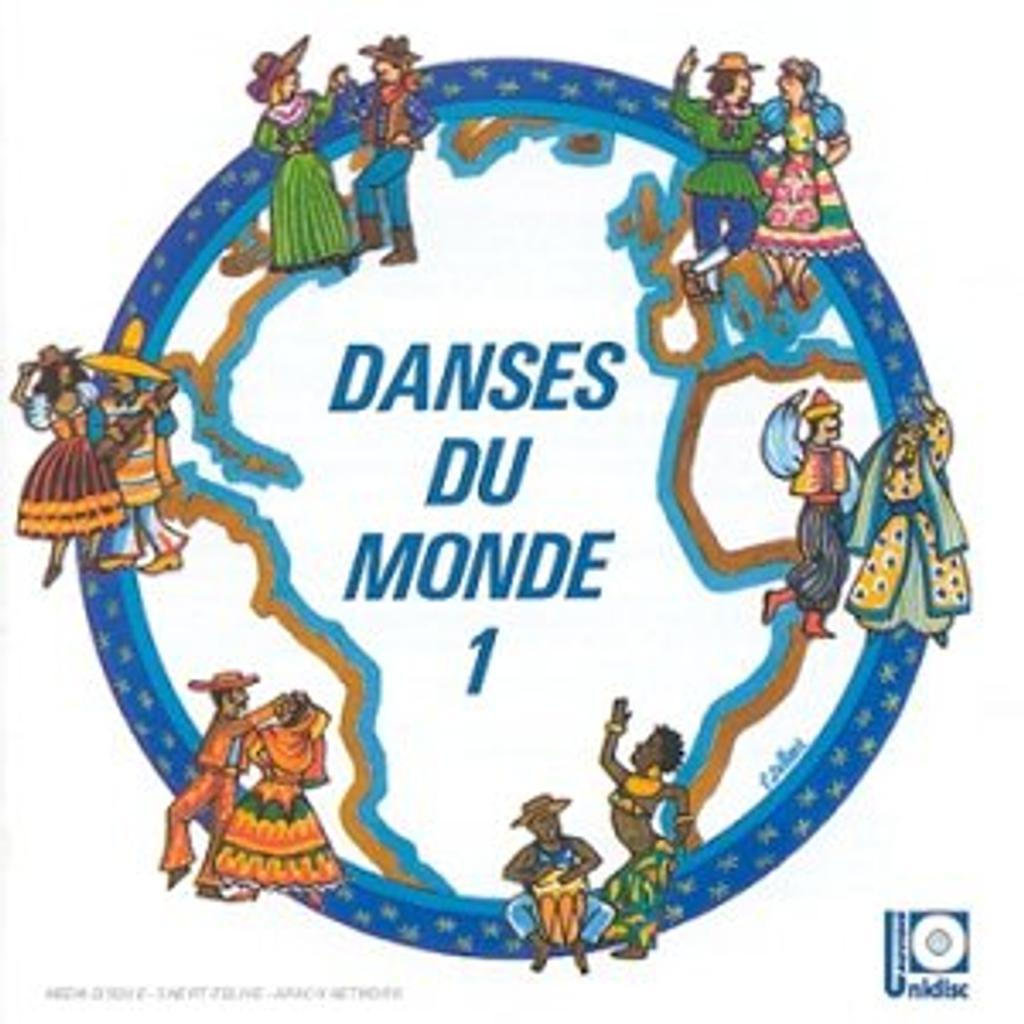 Danses du monde 1  