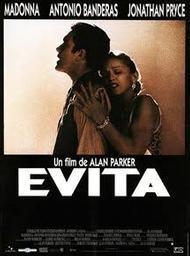 Evita : bande originale du film / mus. par Andrew LLoyd Webber   Webber, Andrew Lloyd