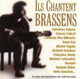 Ils chantent Brassens / Georges Brassens   Brassens, Georges