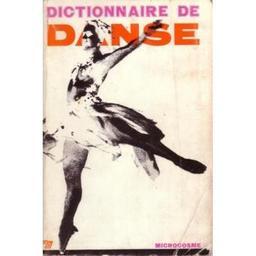 Dictionnaire de danse / Jacques Baril | Baril, Jacques