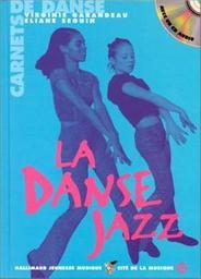 La Danse jazz / Virginie Garandeau, Eliane Seguin | Garandeau, Virgine. Auteur