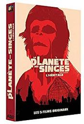 La Planète des singes / Un fim de Franklin J. Schaffner   Schaffner, Franklin J.. Metteur en scène ou réalisateur
