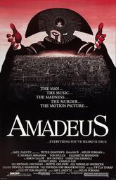 Amadeus / Milos Forman, réal.   Forman, Milos. Metteur en scène ou réalisateur