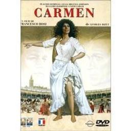 Carmen de Georges Bizet / un film de Francesco Rosi | Rosi, Francesco. Metteur en scène ou réalisateur