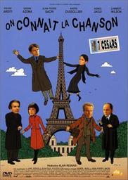 On connait la chanson / Alain Resnais, réal. | Resnais, Alain. Metteur en scène ou réalisateur