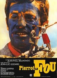 Pierrot le fou / écrit et réalisé par Jean-Luc Godard | Godard, Jean-Luc. Metteur en scène ou réalisateur. Scénariste