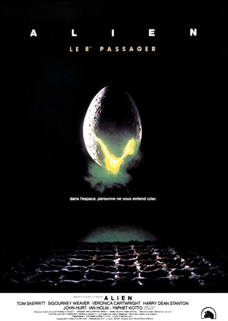Alien / réal. par Ridley Scott | Scott, Ridley. Metteur en scène ou réalisateur