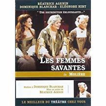 Les Femmes savantes / de Molière   Molière, Jean-Baptiste Poquelin dit