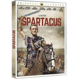 Spartacus / Stanley Kubrick, réal.   Kubrick, Stanley. Metteur en scène ou réalisateur