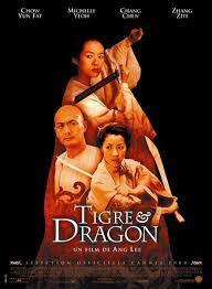 Tigre et dragon / Ang Lee, réal. | Lee, Ang. Metteur en scène ou réalisateur