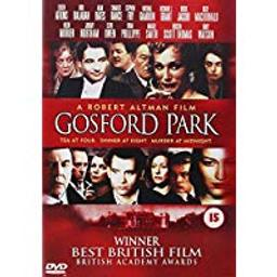 Gosford Park / Robert Altman, réal. | Altman, Robert. Metteur en scène ou réalisateur