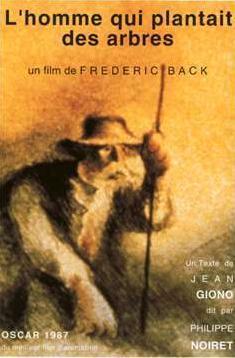 L' Homme qui plantait des arbres / Frédéric Back, réal. | Back, Frédéric. Metteur en scène ou réalisateur