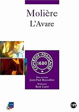 L' Avare / de Molière   Molière, Jean-Baptiste Poquelin dit. Auteur