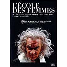 L' Ecole des femmes / de Molière   Molière, Jean-Baptiste Poquelin dit