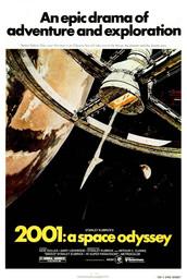 [Deux mille un] 2001, l'odyssée de l'espace / réalisé par Stanley Kubrick | Kubrick, Stanley. Metteur en scène ou réalisateur. Scénariste