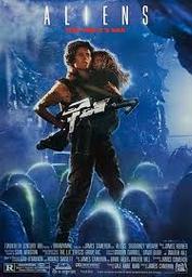 Aliens : le retour / scénario et réalisation de James Cameron   Cameron, James. Metteur en scène ou réalisateur. Scénariste. Auteur