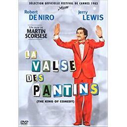 La Valse des pantins / Martin Scorsese, réal. | Scorsese, Martin. Metteur en scène ou réalisateur