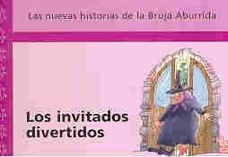 Nuevas historias de la bruja aburrida (Las) : los invitados divertidos / d'après Roser Capdevila et Enric Larreula  