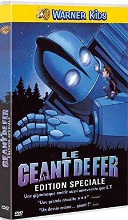 Le Géant de fer = The Iron giant / Brad Bird, réal. | Bird, Brad