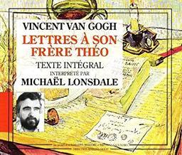 Lettres à son frère Théo / Vincent Van Gogh | Van Gogh, Vincent. Auteur
