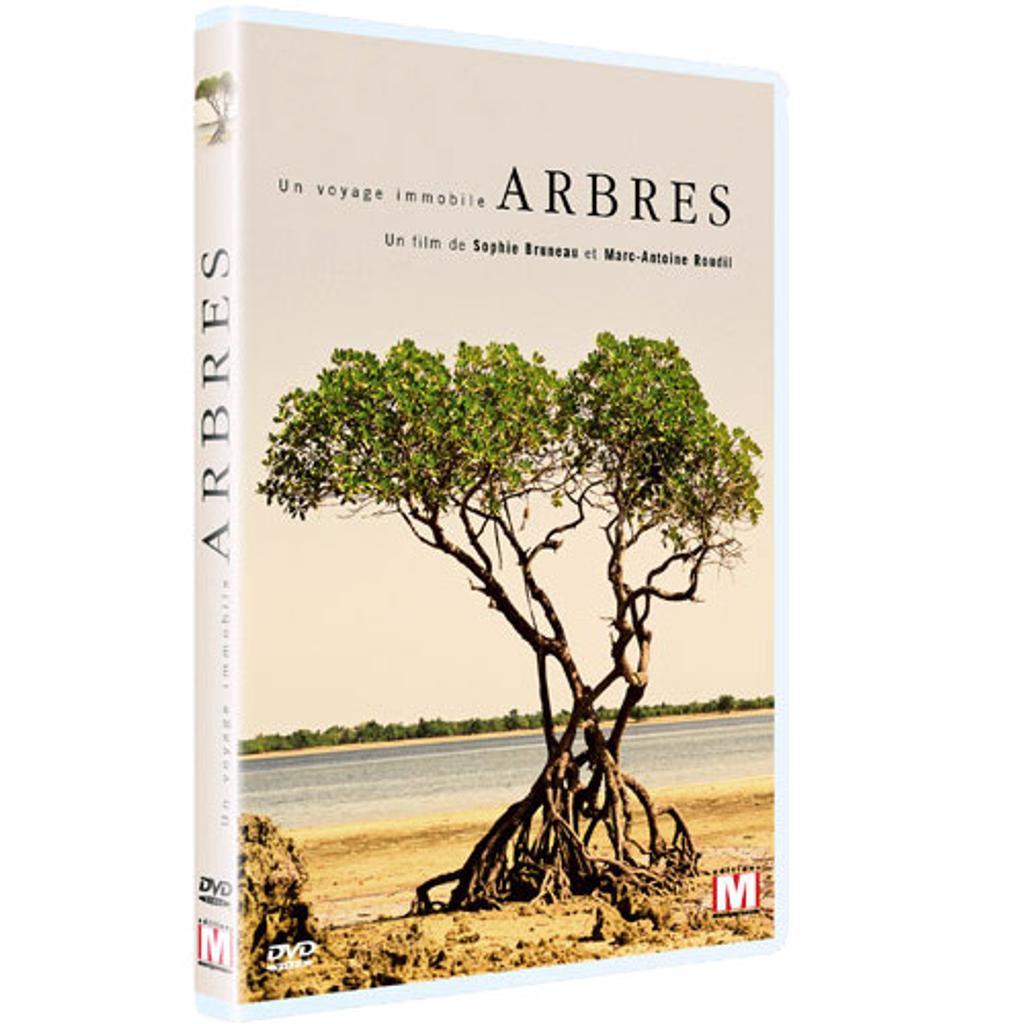Arbres : un voyage immobile / Marc-Antoine Roudil et Sophie Bruneau, réal. | Bruneau, Sophie. Metteur en scène ou réalisateur