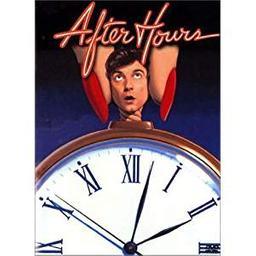 After Hours / Martin Scorsese, réal. | Scorsese, Martin. Metteur en scène ou réalisateur