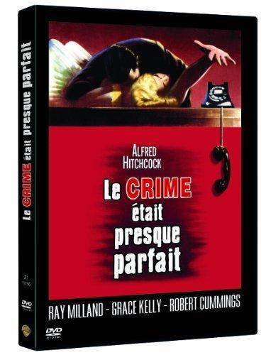 Le Crime était presque parfait / Alfred Hitchcock, réal. | Hitchcock, Alfred. Metteur en scène ou réalisateur
