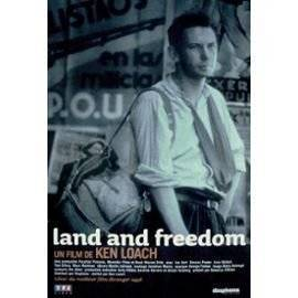Land and freedom / Ken Loach, réal.   Loach, Ken. Metteur en scène ou réalisateur