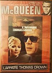 l' Affaire Thomas Crown / Norman Jewison, réal.   Jewison, Norman. Metteur en scène ou réalisateur