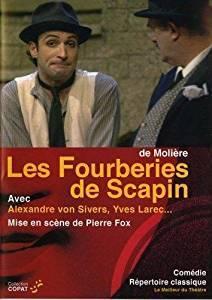 les Fourberies de Scapin / Molière | Molière, Jean-Baptiste Poquelin dit