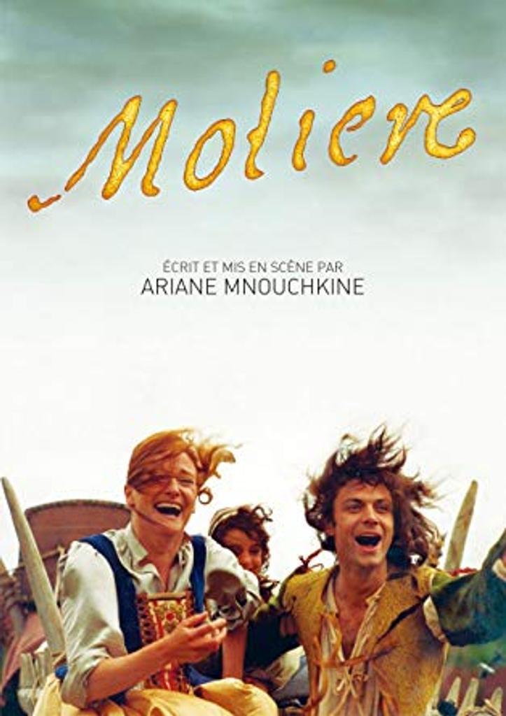Molière / écrit et mis en scène par Ariane Mnouchkine   Mnouchkine, Ariane. Metteur en scène ou réalisateur