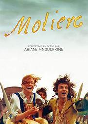 Molière / écrit et mis en scène par Ariane Mnouchkine | Mnouchkine, Ariane. Metteur en scène ou réalisateur