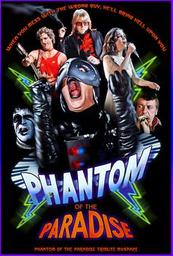 Phantom of the paradise / Brian De Palma, réal. | De Palma, Brian. Metteur en scène ou réalisateur
