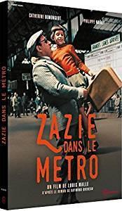 Zazie dans le métro / réalisé par Louis Malle   Malle, Louis. Metteur en scène ou réalisateur. Scénariste