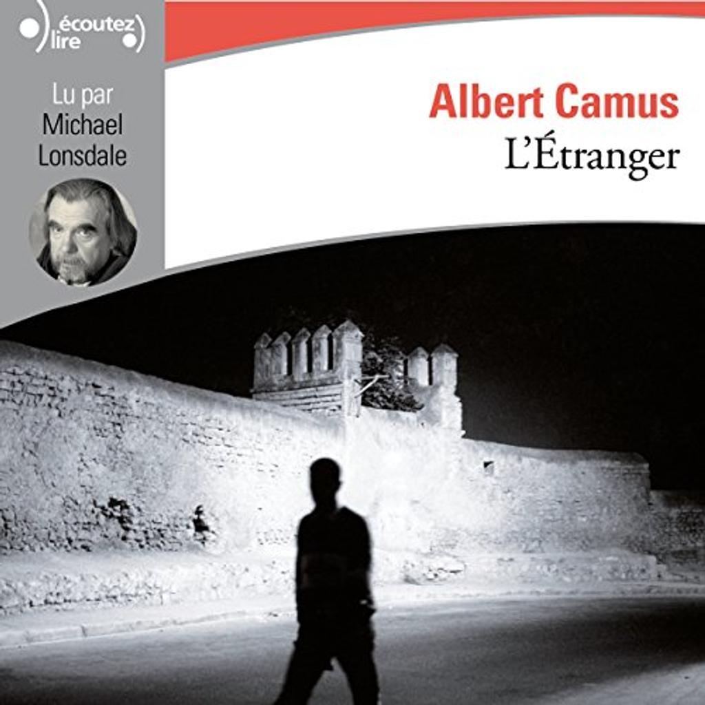 L' Etranger / Albert Camus   Camus, Albert (1913-1960)