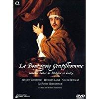 Le Bourgeois gentilhomme : comédie-ballet de Molière et Lully / Vincent Dumestre, dir.   Lully, Jean-Baptiste. Metteur en scène ou réalisateur