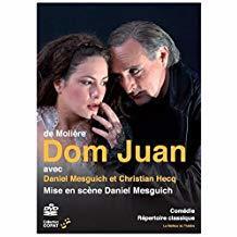 Dom Juan / Molière   Krysinsky, Vitold. Metteur en scène ou réalisateur