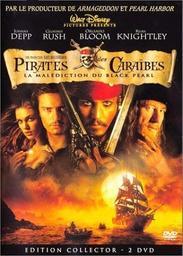 Pirates des Caraïbes : La Malédiction du Black Pearl / Gore Verbinski, réal. | Verbinski, Gore. Metteur en scène ou réalisateur