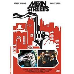 Mean streets / Martin Scorsese, réal. et scénario | Scorsese, Martin. Metteur en scène ou réalisateur. Scénariste