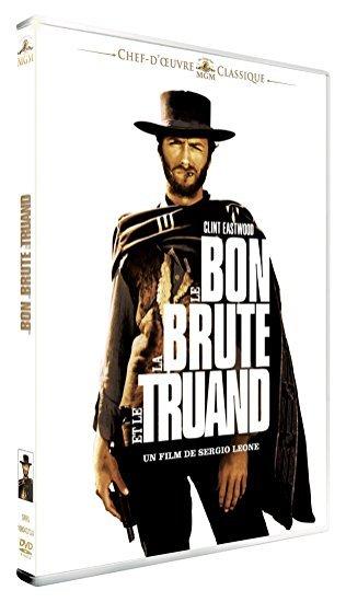 Le Bon, la brute et le truand / réalisé par Sergio Leone   Leone, Sergio. Metteur en scène ou réalisateur. Scénariste