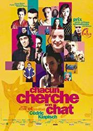 Chacun cherche son chat / Cédric Klapisch, réal. | Klapisch, Cédric. Metteur en scène ou réalisateur