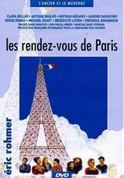 Les Rendez-vous de Paris / Eric Rohmer, réal. | Rohmer, Eric. Metteur en scène ou réalisateur
