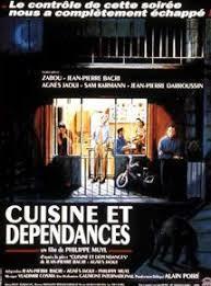 Cuisine et dépendances / Philippe Muyl, réal.   Muyl, Philippe. Metteur en scène ou réalisateur. Adaptateur
