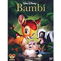 Bambi / Walt Disney et David Hand, réal. | Hand, David. Metteur en scène ou réalisateur