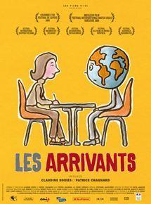 les Arrivants / Patrice Chagnard et Claudine Bories, réal. | Bories, Claudine. Metteur en scène ou réalisateur. Scénariste